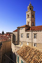 Old town of dubrovnik croatia Royalty Free Stock Photography