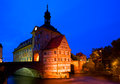Old Town Hall in Bamberg, Germany Royalty Free Stock Photo