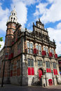 Old town hall den haag holland in Stock Photography