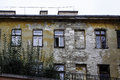 Old Tenement Building Royalty Free Stock Photo