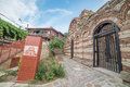 Old town of Nesebar, Bulgaria Royalty Free Stock Photo