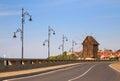 The old town of Nesebar, Bulgaria Royalty Free Stock Photo