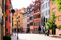 Old Town, Nuremberg Royalty Free Stock Photography