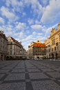 Old town Prague Stock Photo