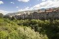 OLd Town of Sant`Agata DE Goti, in italy