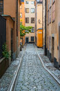 Old Town, Stockholm Stock Photography