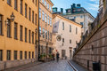 Old Town, Stockholm Stock Photos