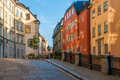 Old Town, Stockholm Stock Photo