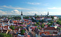 Old town in Tallinn Royalty Free Stock Photo