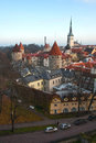 Old town, Tallinn Royalty Free Stock Images