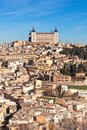 Old town of Toledo, Spain Stock Photos