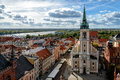 Old town of Torun Royalty Free Stock Photo