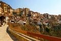 Old town of Veliko Tarnovo Royalty Free Stock Photo