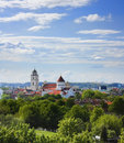 Old town Vilnius Royalty Free Stock Photos