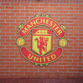 Old trafford stadium july on july is a football in greater manchester england and the home of Royalty Free Stock Images