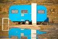 Old Trailer Caravan