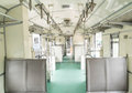 old train passenger carriage Royalty Free Stock Photo