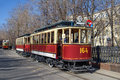 Old Tram Royalty Free Stock Photo