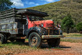 stock image of  Old Truck