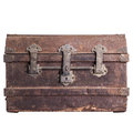 Old Trunk Royalty Free Stock Photo