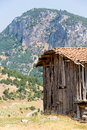 Old Turkish Barn Stock Photography