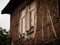 Old Turkish House Detail Royalty Free Stock Photo