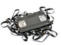 Old vhs video cassette Royalty Free Stock Photo