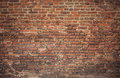Old Victorian brick wall Royalty Free Stock Photography