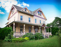 Old Victorian Home Royalty Free Stock Photo