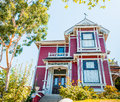 Old Victorian House Royalty Free Stock Photo