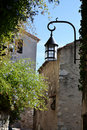The Old Village of Eze Royalty Free Stock Photos