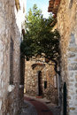 The Old Village of Eze Royalty Free Stock Images