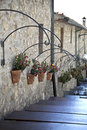 Old village in Tuscany Royalty Free Stock Photography