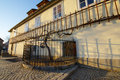 Old Vine on Lent in Maribor Royalty Free Stock Photo