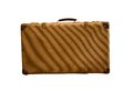 Old vintage bag suitcases on isolate background Stock Photos