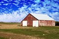 Old vintage Barn Royalty Free Stock Photo
