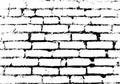 Old Vintage Brick Wall. Backgr...