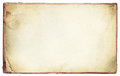 Old, vintage stained paper texture with frame Royalty Free Stock Photo