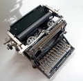 Old vintage typewriter Stock Photos