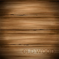 Old vintage wood background hard worn vector Royalty Free Stock Photography