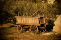 Old wagon Royalty Free Stock Photography