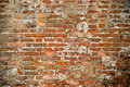 Old wall with dark corners Royalty Free Stock Photo