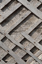 Old wall with lath 4 Royalty Free Stock Photo