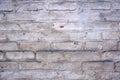 Old wall of stone bricks