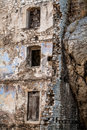 Old walls in Croatia. Royalty Free Stock Images