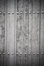Old wasted door panel making abstract background Stock Photography