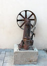 Old Water Pump