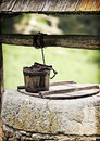 Old water well Royalty Free Stock Photo