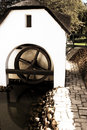 Old watermill on a wine farm Royalty Free Stock Photography