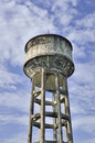 Old watertank Royalty Free Stock Photos